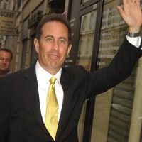 Jerry Seinfeld out and about in Paris photos