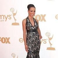 63rd Primetime Emmy Awards held at the Nokia Theater - Arrivals photos
