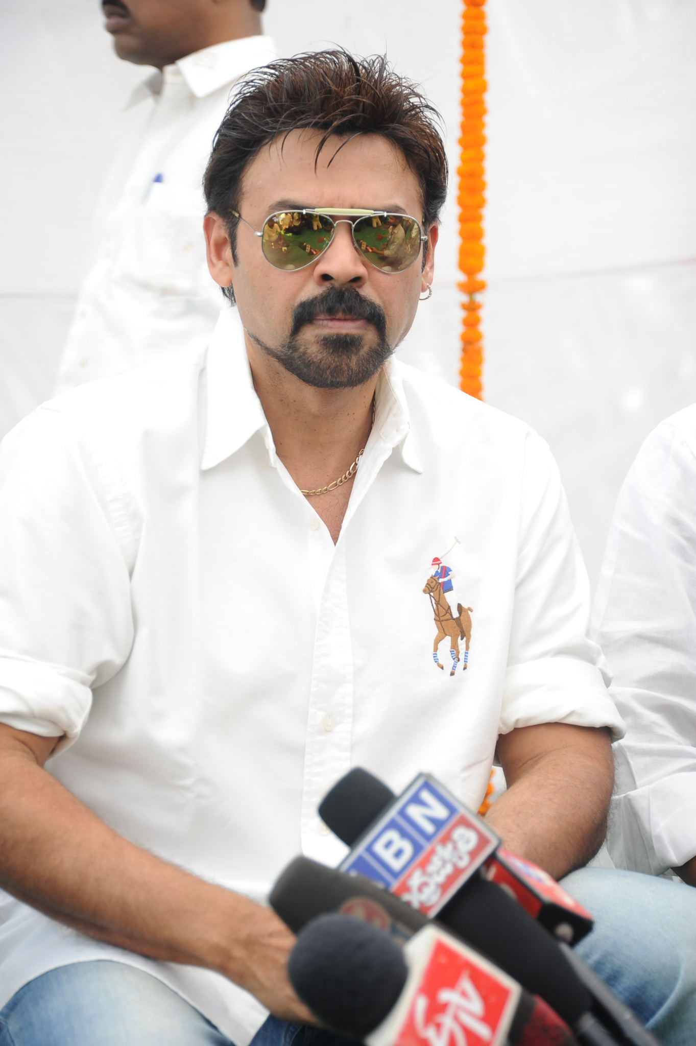 Venkatesh - Venky and Trisha New Movie Launch Stilss | Picture 34010