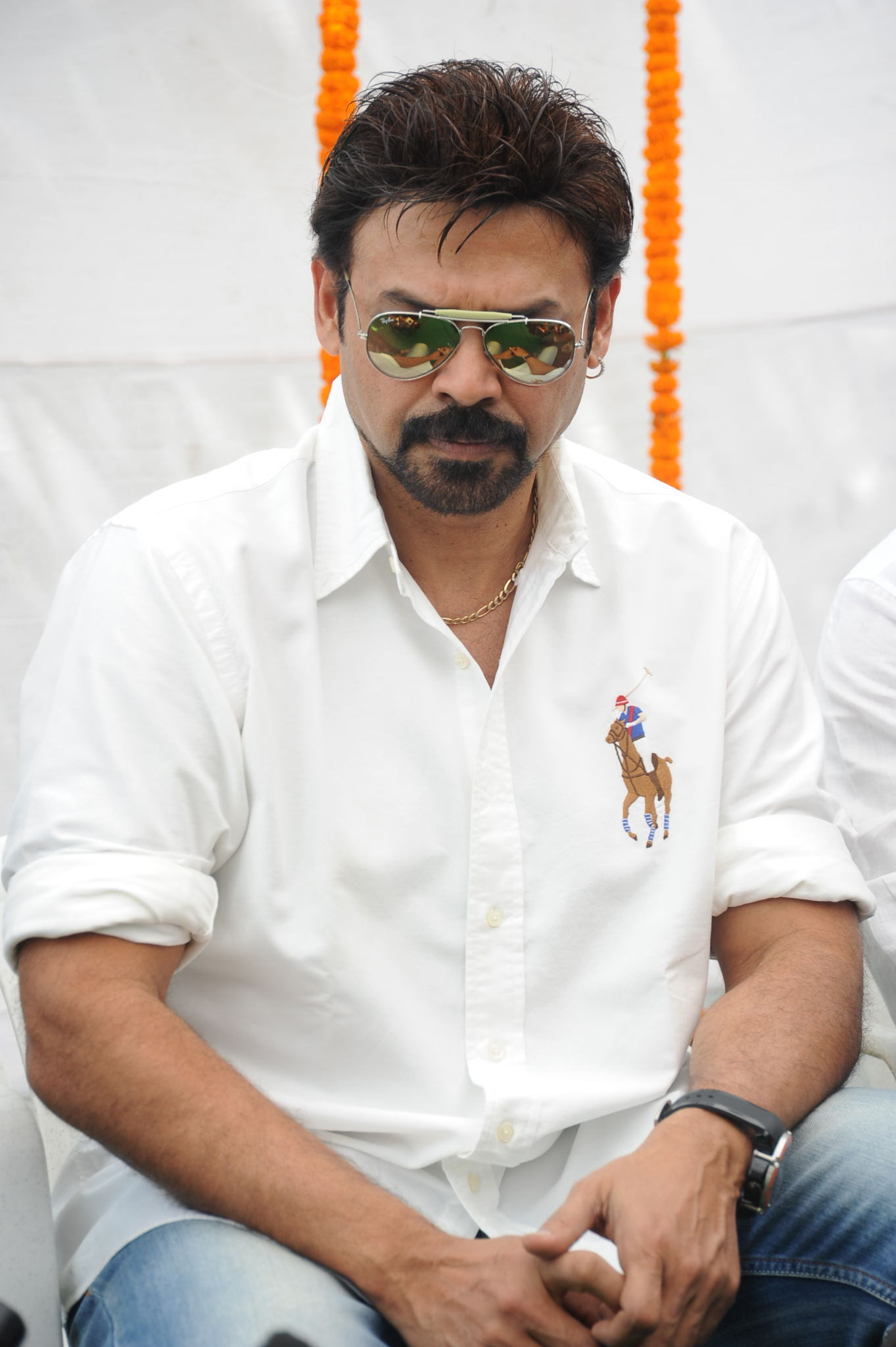 Venkatesh - Venky and Trisha New Movie Launch Stilss | Picture 34011