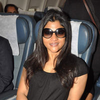 Konkona Sen Sharma at Jetspark educational excursion pictures