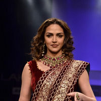 Esha Deol - Lakme Fashion Week 2011 Day 3 Pictures