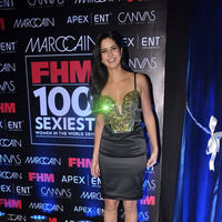 Katrina Kaif - Katrina Kaif unveils FHM Sexiest people issue 2011