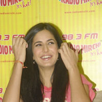 Katrina Kaif - Promotion of Mere Brother Ki Dulhan at Radio Mirchi Pictures