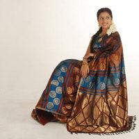 Aswathy in saree stills