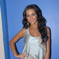 Amy Jackson at 1947 Love Story audio launch