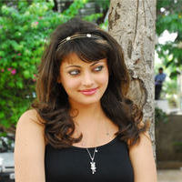 Sneha Ullal in the sets of  Madatha Kaj pictures | Picture 56469