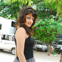Sneha Ullal in the sets of  Madatha Kaj pictures | Picture 56473