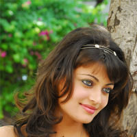 Sneha Ullal in the sets of  Madatha Kaj pictures | Picture 56477