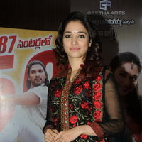 Tamanna Bhatia - Tamanna at Badrinath 50days Function pictures | Picture 51658
